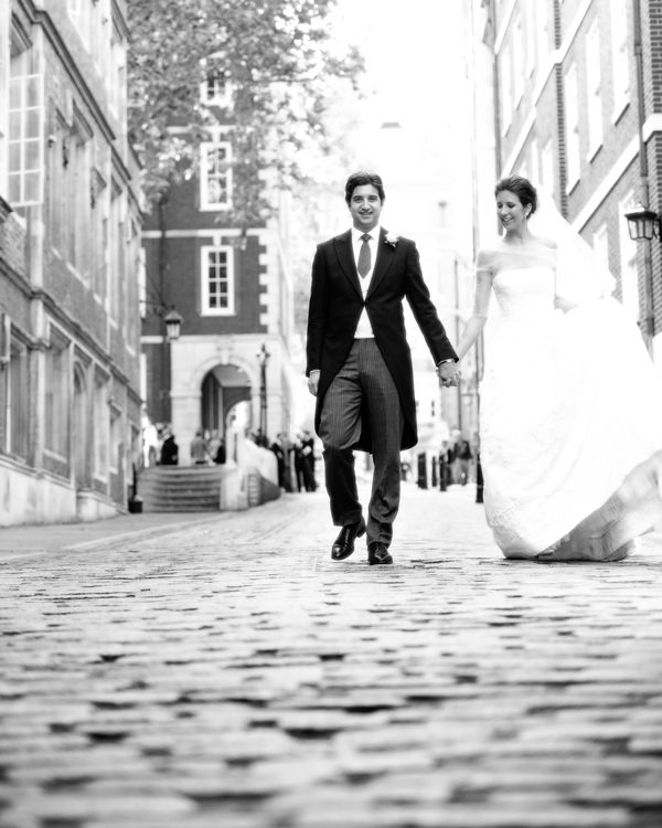 Wedding Middle Temple Lane