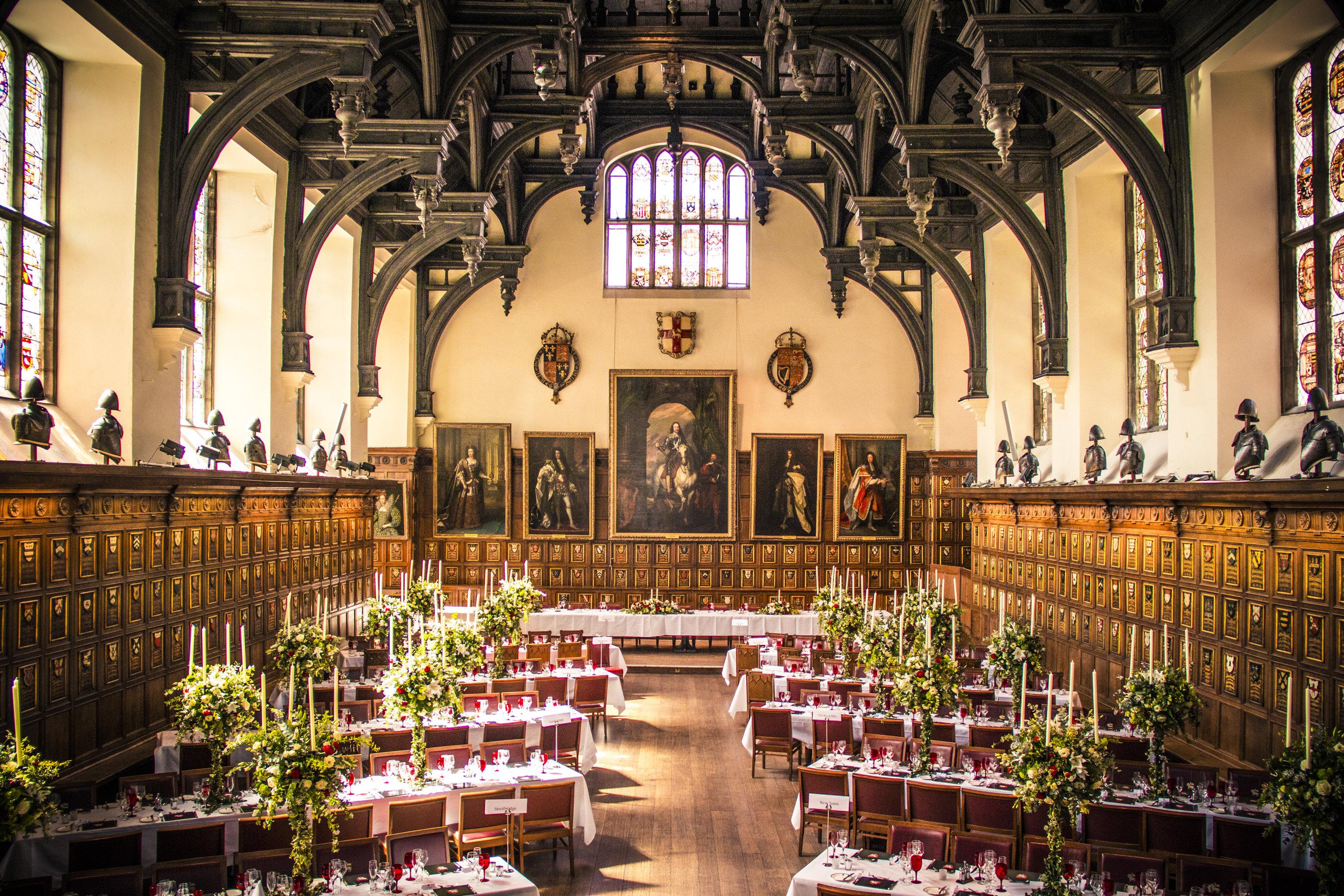 Elizabethaanse zaal