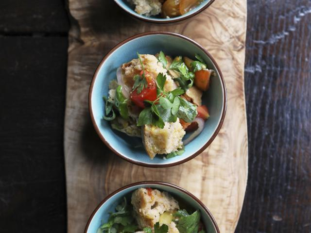 Panzanella Tuscan Tomato and Bread Salad