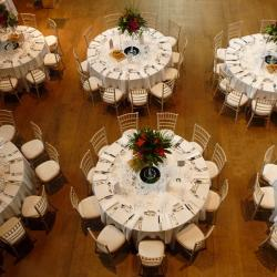Hall Round Tables