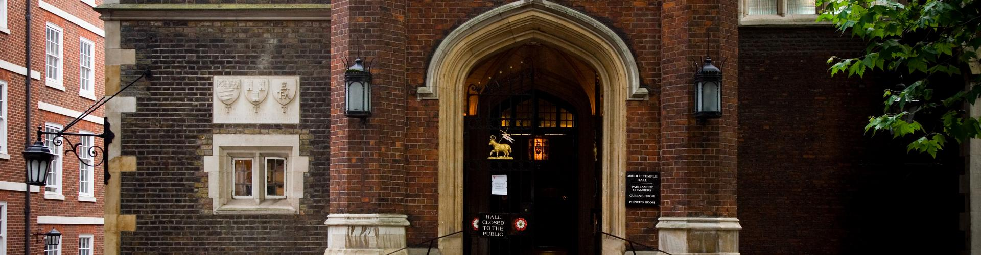 Middle Temple exterior